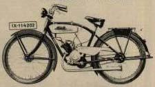 Модельный ряд мотоциклов